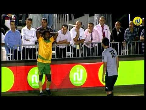 رباعية لزملاء البوعزيزي أمام نجوم الكرة الإفريقية