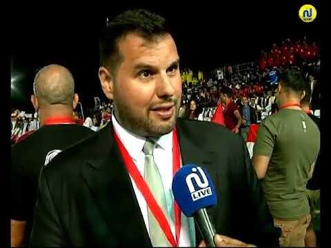 سفير رومانيا بتونس : أمل أن تكون هذه الكأس في بلدنا دان ستونسكو